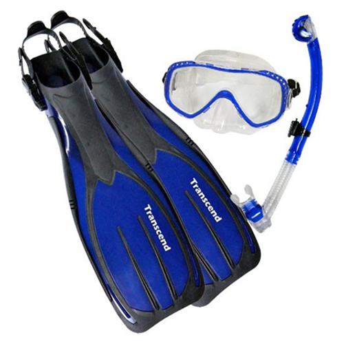 Mask/fins/snorkels Package (simpleselector)